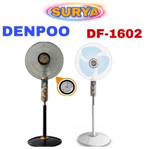 Harga kipas angin denpoo berdiri df 1602 3 speed 3 | HARGALOKA.COM