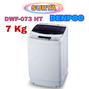Harga mesin cuci 1 tabung denpoo dwf 073 ht | HARGALOKA.COM