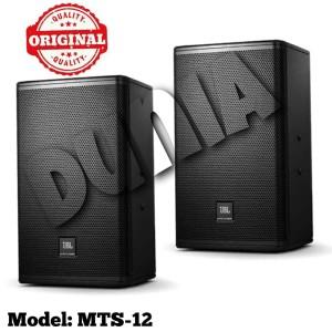 Harga speaker pasif jbl mts 12 original 12 inch passive 12 | HARGALOKA.COM