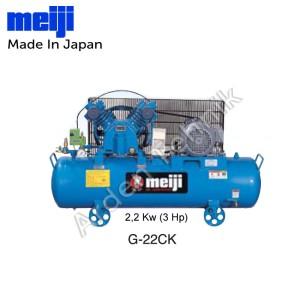 Harga meiji air compressor kompresor udara meiji   g 22 | HARGALOKA.COM