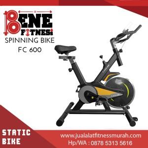 Harga spinning bike fc rome 600 sepeda statis spin olahraga alat | HARGALOKA.COM