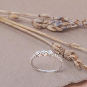 Harga cincin berlian lr9724c   diamond world | HARGALOKA.COM