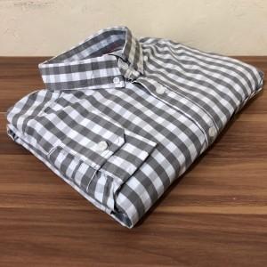 Harga kemeja kotak kotak pria katun lengan panjang import quality   kp 10 | HARGALOKA.COM