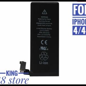 Harga battery baterai batre iphone 4 4g original 100 | HARGALOKA.COM