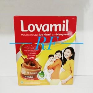 Harga lovamil coklat 120 g atau gram kalbe farma   HARGALOKA.COM