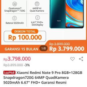 Info Redmi 8 Note Katalog.or.id