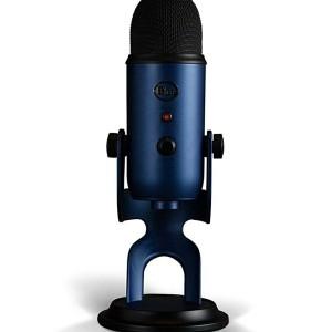 Harga blue yeti microphones usb game youtube streaming original plug amp play   | HARGALOKA.COM