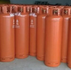 Harga tabung elpiji lpg orange 50 kg isi gas segel | HARGALOKA.COM
