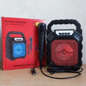 Harga speaker bluetooth karaoke yd 668 plus   HARGALOKA.COM