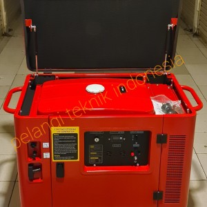 Harga genset 5000 watt 5500 watt silent type honda oshima og 7500 | HARGALOKA.COM