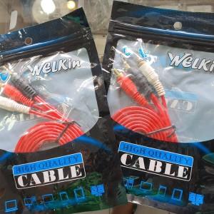 Harga kabel audio 2 1 hp | HARGALOKA.COM