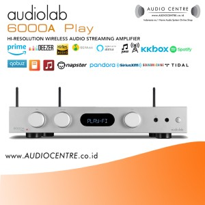 Harga audiolab 6000a play wireless stereo amplifier streamer 6000 a | HARGALOKA.COM