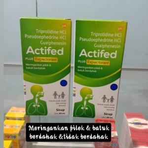 Harga obat batuk actifed hijau   HARGALOKA.COM