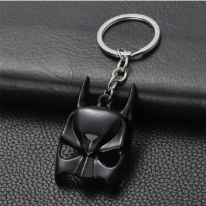 Harga gantungan kunci key holder batman mask   | HARGALOKA.COM