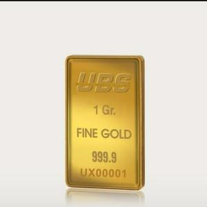 Harga logam mulia emas ubs sni ori 1 | HARGALOKA.COM