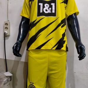 Harga jersey bola dewasa dormund liga jerman   kuning | HARGALOKA.COM