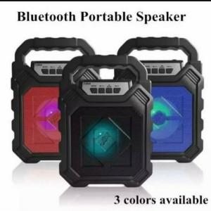 Harga speaker bluetooth speaker karaoke free mic portable speaker jpj 668   HARGALOKA.COM