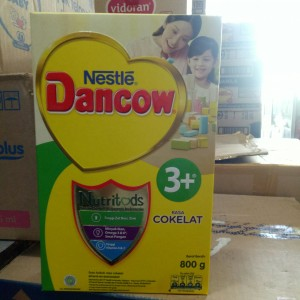 Harga susu dancow 3 coklat 800   HARGALOKA.COM
