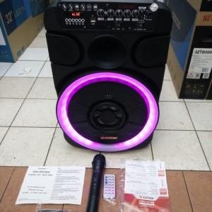 Harga speaker portable asatron aurora 12 inch usb | HARGALOKA.COM