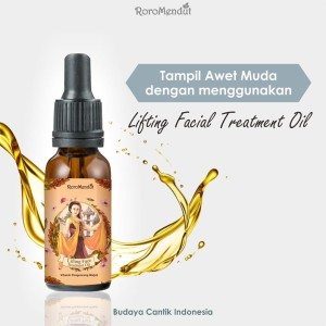Harga lifting face treatment oil roro mendut serum pengencang | HARGALOKA.COM