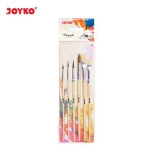 Harga Brush Kuas Cat Air Lukis Acrylic Joyko Br 1 Katalog.or.id