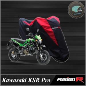Harga cover sarung pelindung motor kawasaki ksr pro fusion r gen 1   | HARGALOKA.COM