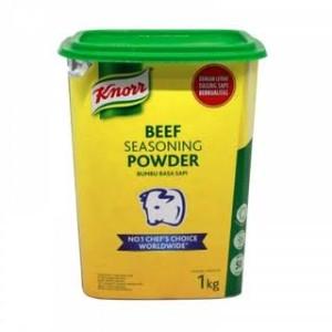 Harga knorr beef seasoning powder 1kg knor bumbu rasa   HARGALOKA.COM