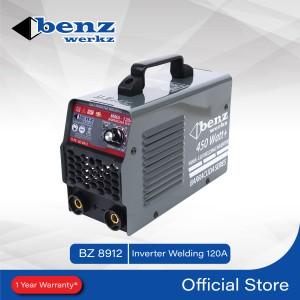 Harga mesin las trafo inverter barracuda series 120a travo listrik by   HARGALOKA.COM