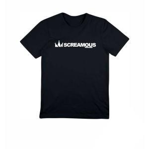 Harga t shirt baju kaos distro screamous combed 30s murah   | HARGALOKA.COM