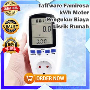 Harga kwh daya meter pengukur biaya lisrik rumah | HARGALOKA.COM