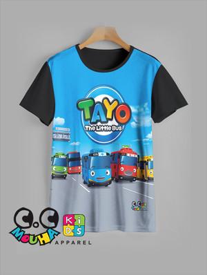 Harga kaos anak tayo baju anak tayo v2   1 2 | HARGALOKA.COM