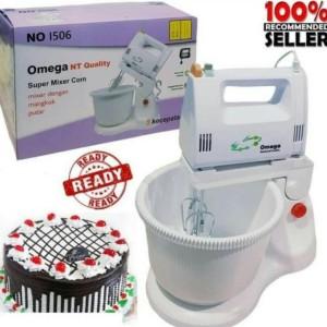 Harga mixer stand omega national mx1506 alat giling | HARGALOKA.COM