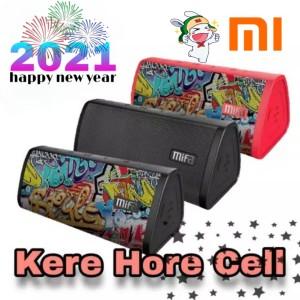 Harga xiaomi mifa a10 bluetooth speaker original xiaomi   red | HARGALOKA.COM