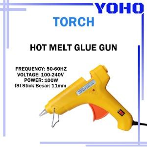 Harga Glue Gun Lem Tembak Ada Tombol On Off 20w Katalog.or.id