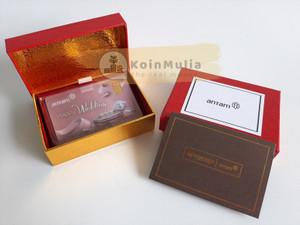 Harga gift series antam 1 gram happy wedding emas antam 1 gr kado pernikahan   bundling | HARGALOKA.COM