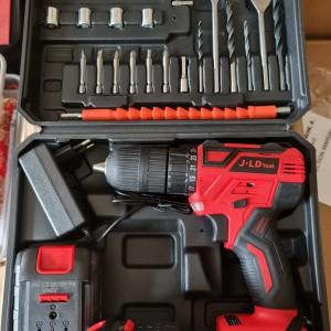Harga bor tangan cordless 13 mm 48vf jld power | HARGALOKA.COM