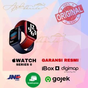 Harga apple watch series 6 40mm 44mm garansi resmi ibox indonesia   blue | HARGALOKA.COM
