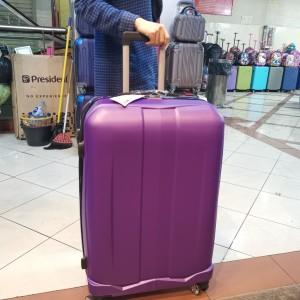 Harga koper polo love ukuran 28inch jumbo khusus kirim gosend   HARGALOKA.COM