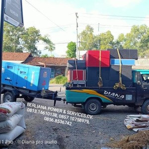 Harga trailer anhang genset barang pompa panel trafo motor gandengan   HARGALOKA.COM