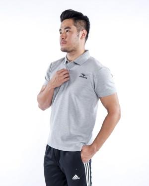Harga kaos polo baju kerah pria wanita mi01 baju olahraga   | HARGALOKA.COM