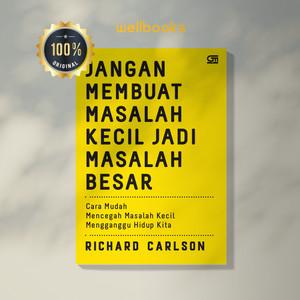 Harga buku 34 jangan membuat masalah kecil jadi masalah besar 34 baru | HARGALOKA.COM