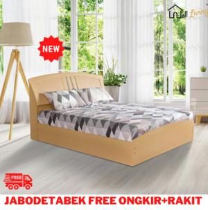 Harga well living   ranjang tempat tidur ranjang silva tempat | HARGALOKA.COM