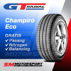 Harga gt radial champiro eco 175 65 r14 ban | HARGALOKA.COM