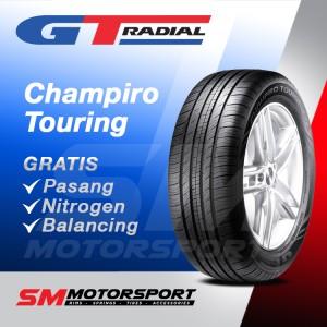 Harga ban mobil gt radial champiro touring a s 215 60 r17 | HARGALOKA.COM
