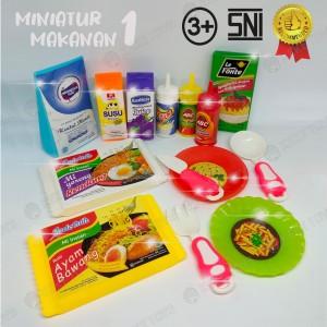 Harga mainan anak replika makanan dan minuman | HARGALOKA.COM