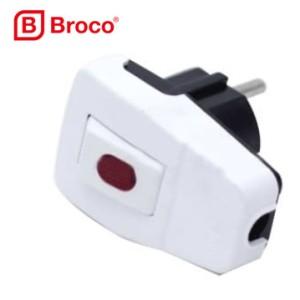 Harga broco steker lampu on off colokan dengan saklar | HARGALOKA.COM