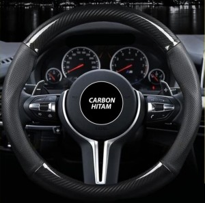 Harga mazda 3 sedan setir cover mobil premium leather carbon | HARGALOKA.COM