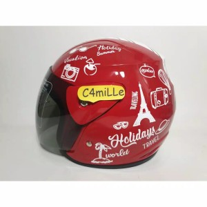Harga helm motor sni evolution travelling bukan gm   red | HARGALOKA.COM