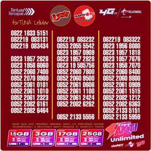 Harga kartu perdana kuota telkomsel combo sakti amp paket internet murah lain   nomorpilihan c3 kartu | HARGALOKA.COM