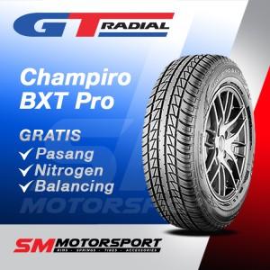 Harga gt radial champiro bxt pro 185 55 r15 ban | HARGALOKA.COM